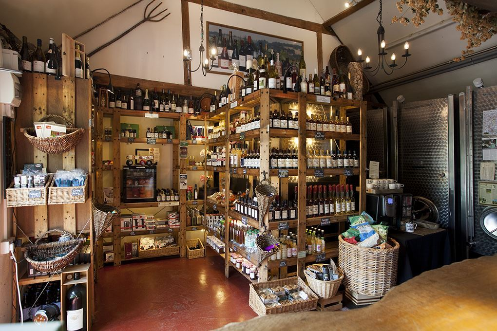 Cellar Shop To Winery
