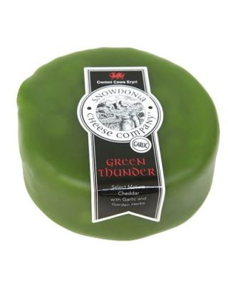 Cheese ~ Green Thunder