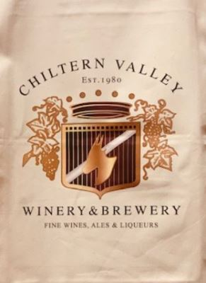.Tea Towel ~ Chiltern Valley Winery