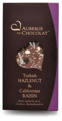 Chocolate ~ Turkish Hazlenut & Californian