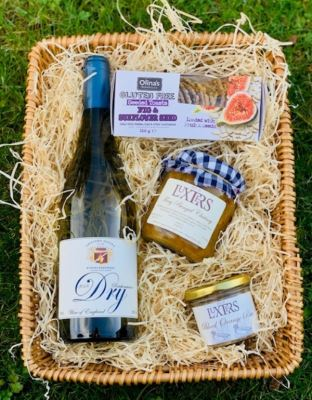 ....Hamper ~ Dry Wine