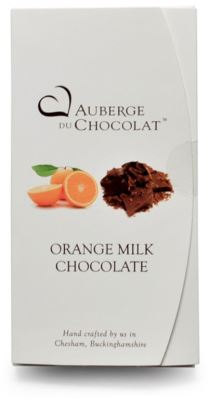 Chocolate ~ Orange & Milk Chocolate Bar