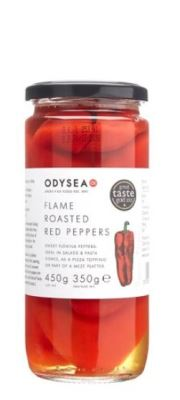 .Flame Roasted Red Pepper 450g